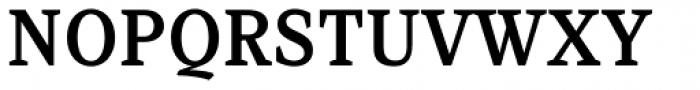 Kandal Medium Font UPPERCASE