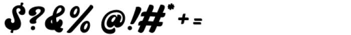 Kandani Regular Font OTHER CHARS