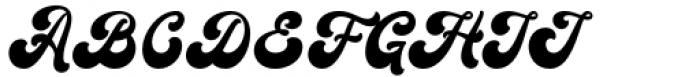 Kandani Regular Font UPPERCASE