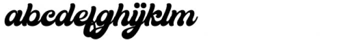 Kandani Regular Font LOWERCASE