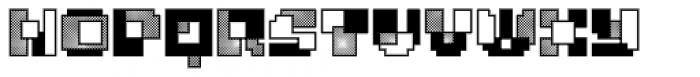 Kano Font LOWERCASE