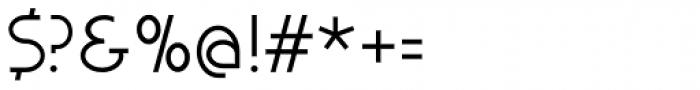 Kaodai Font OTHER CHARS