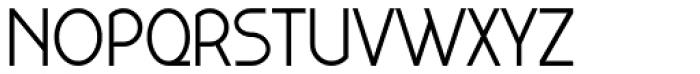 Kaodai Font UPPERCASE