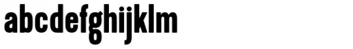 Kapra Bold Font LOWERCASE
