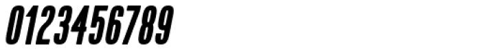Kapra Condensed Italic Font OTHER CHARS