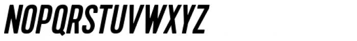 Kapra Italic Font UPPERCASE