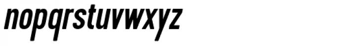 Kapra Italic Font LOWERCASE