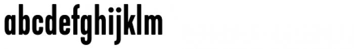 Kapra Neue Medium Condensed Font LOWERCASE
