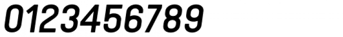 Kapra Neue Medium Expanded Italic Font OTHER CHARS