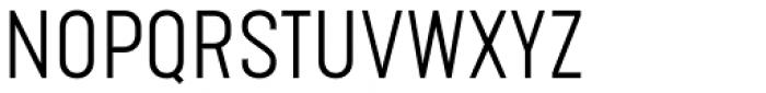 Kapra Neue Pro Light Expanded Font UPPERCASE