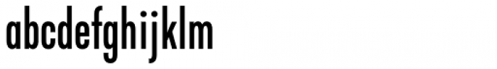 Kapra Neue Pro Regular Condensed Font LOWERCASE