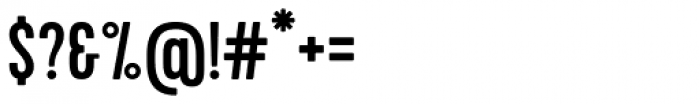 Kapra Font OTHER CHARS
