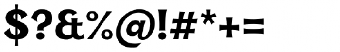 Kara Display Font OTHER CHARS