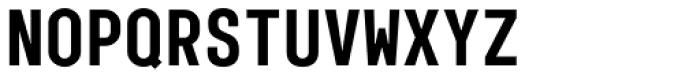 Karben 105 Mono Black Font UPPERCASE