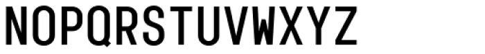 Karben 105 Mono Bold Font UPPERCASE