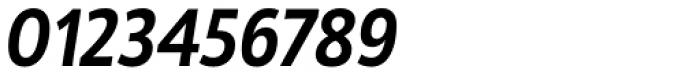 Kardinal SC Bold Italic Font OTHER CHARS