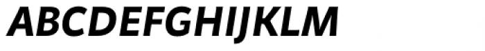 Kardinal SC Bold Italic Font LOWERCASE