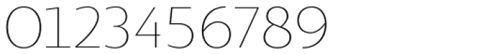 Kareemah Thin Font OTHER CHARS