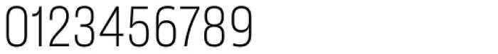 Karibu Condensed Light Font OTHER CHARS