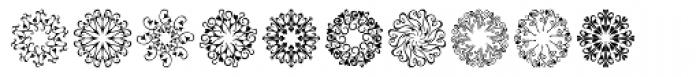 Karika Hearts Font LOWERCASE