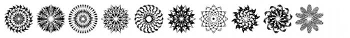 Karika Hypnotica Font UPPERCASE