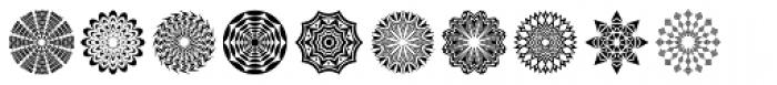 Karika Hypnotica Font LOWERCASE