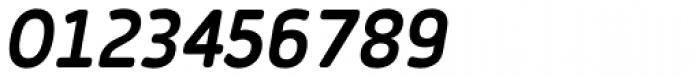 Karlsen Round Semi Bold Italic Font OTHER CHARS