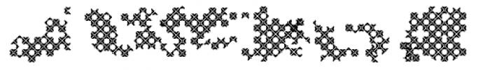 Karmaflage Font OTHER CHARS