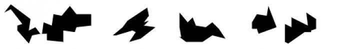 Karmaflage Font LOWERCASE