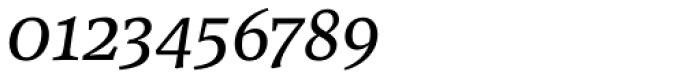Karmina Italic Font OTHER CHARS