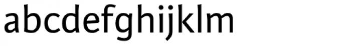 Karmina Sans Basic Regular Font LOWERCASE
