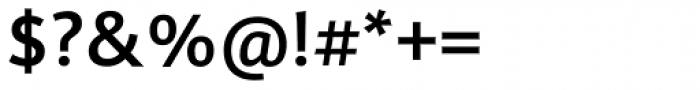 Karmina Sans SemiBold Font OTHER CHARS
