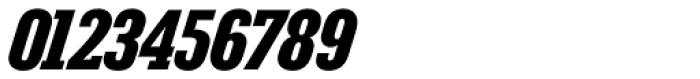 Karnak Pro Cond Black Italic Font OTHER CHARS
