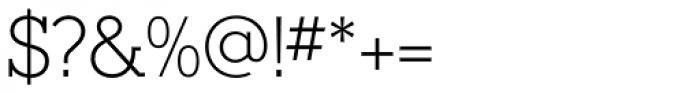 Karnak Pro Light Font OTHER CHARS