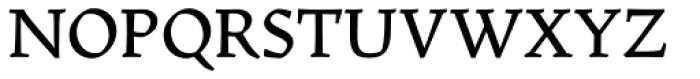 Karol SemiBold Font UPPERCASE