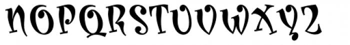 Karoline Font UPPERCASE