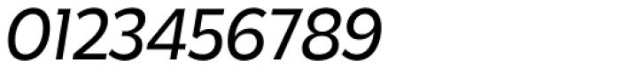Karu Italic Font OTHER CHARS