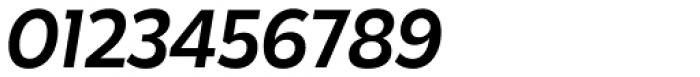 Karu Medium Italic Font OTHER CHARS