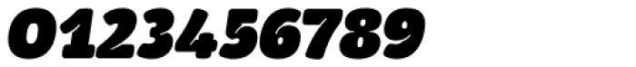 Kasia Black Italic Font OTHER CHARS