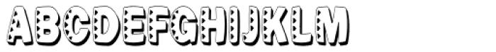 Kassena Shad ExtraNarr Font UPPERCASE