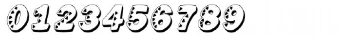 Kassena Shad Narr Italic Font OTHER CHARS