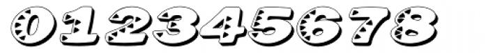 Kassena Shad Wide Italic Font OTHER CHARS