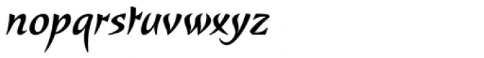 Kasuga Font LOWERCASE