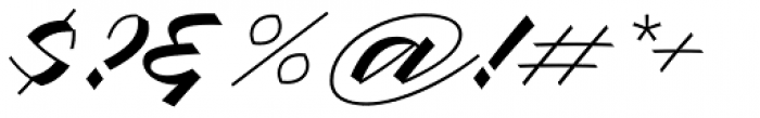 Katana Semibold Font OTHER CHARS