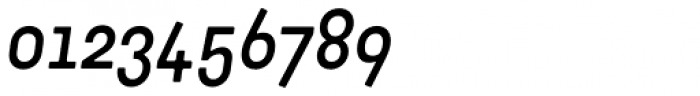 Katarine Std Medium Italic Font OTHER CHARS