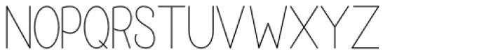Katelyn Light Font UPPERCASE