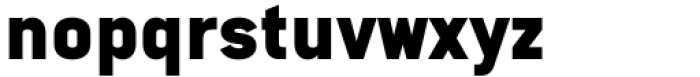Katerina Alt Black Font LOWERCASE