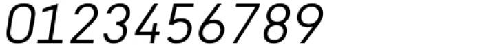 Katerina Alt Light Oblique Font OTHER CHARS