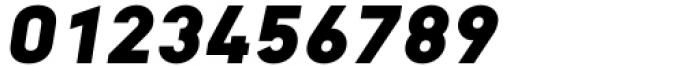 Katerina Black Oblique Font OTHER CHARS