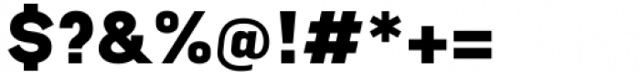 Katerina Black Font OTHER CHARS